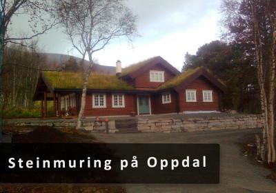 Steinmuring-p__-Oppdal